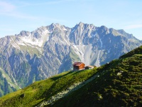 Wandern Allgäu Silvretta Piz Buin (4)