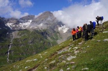 Wandern Alpenüberquerung Berchtesgaden Dolomiten (10)