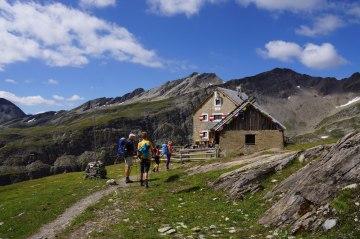 Wandern Alpenüberquerung Berchtesgaden Dolomiten (21)