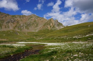 Wandern Alpenüberquerung Berchtesgaden Dolomiten (33)