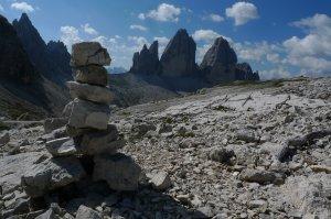 Wandern Alpenüberquerung Berchtesgaden Dolomiten (45)