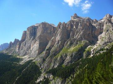 Wandern Dolomitenwanderung (9)