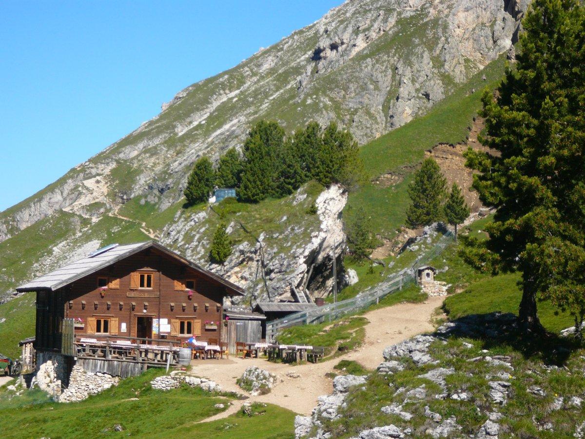 Wandern Dolomitenwanderung (11)