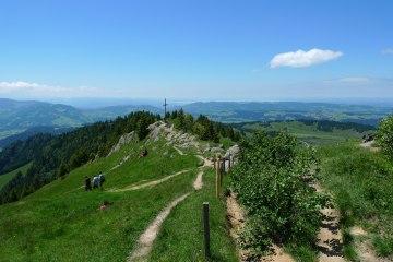 Wandern Hochgrat Nagelfluh (19)