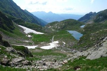 Wandern Meraner Höhenweg Texelgruppe (41)