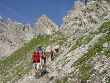 Wandern Oberstdorf Meran E5 (4)