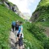 Wandern Oberstdorf Meran E5 (5)