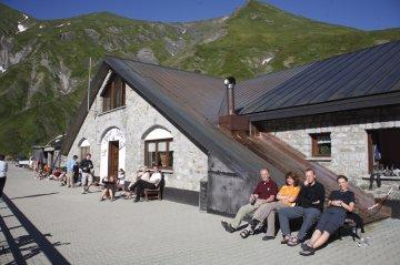 Wandern Rund um Mont Blanc Frankreich (27)
