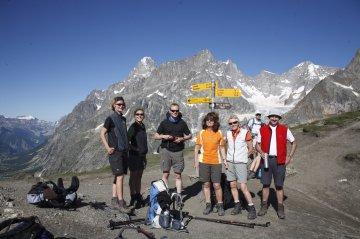 Wandern Rund um Mont Blanc Frankreich (29)