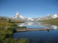 Wandern Rund um Zermatt Schweiz (28)