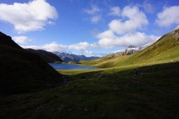 Wandern Schweizer Alpenüberquerung (26)