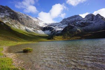 Wandern Schweizer Alpenüberquerung (27)