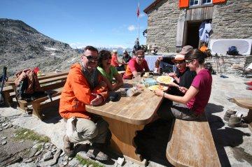 Wandern Schweizer Alpenüberquerung (37)