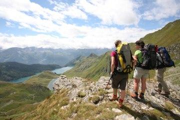 Wandern Schweizer Alpenüberquerung (38)