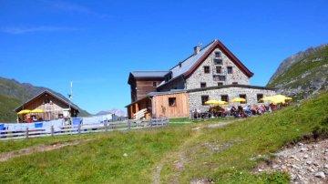 Wandern Stubai Höhenweg (2)