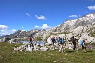 Wandern Walserweg II Schweiz (21)