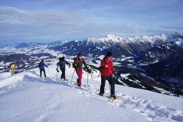 SchneeschuhAllgäuzumFellhorn (37)