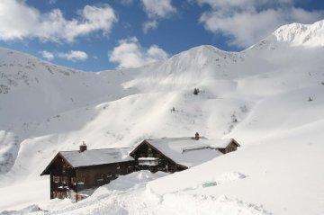 Schneeschuhe Schwarzwasser Hütte (27)