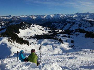 Skitouren für Anfänger