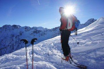 Skitouren Kurse Allgäu