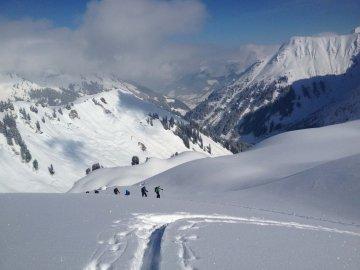 Skitourenkurs Allgäu
