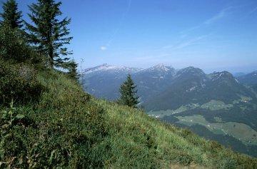 Wandern Gottesacker Allgäu