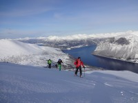 Skitour Norwegen