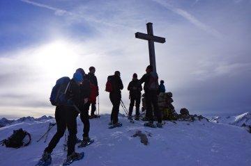 Schneeschuh Allgäu Oberjoch