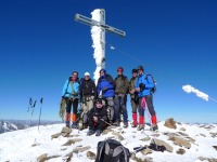 Hochtour Ostalpen Similaun Gipfel