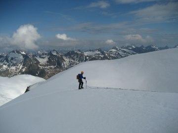 Hochtour Ostalpen Wildspitze