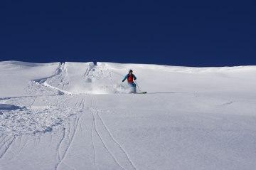 Skitouren Allgäu Leonard