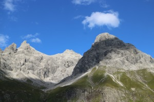 Wandern O Meran Kemptner Hütte