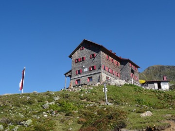 Wandern O Silvretta Kaltenberghütte