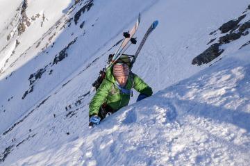 Skitour Haute Route