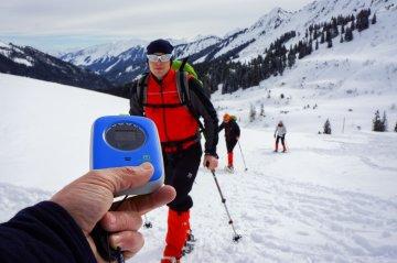 Schneeschuhtour Schwarzwasser Hütte