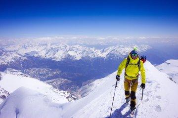 Skitour Bernina
