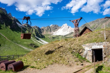 Wandertour Mittenwald - Brixen