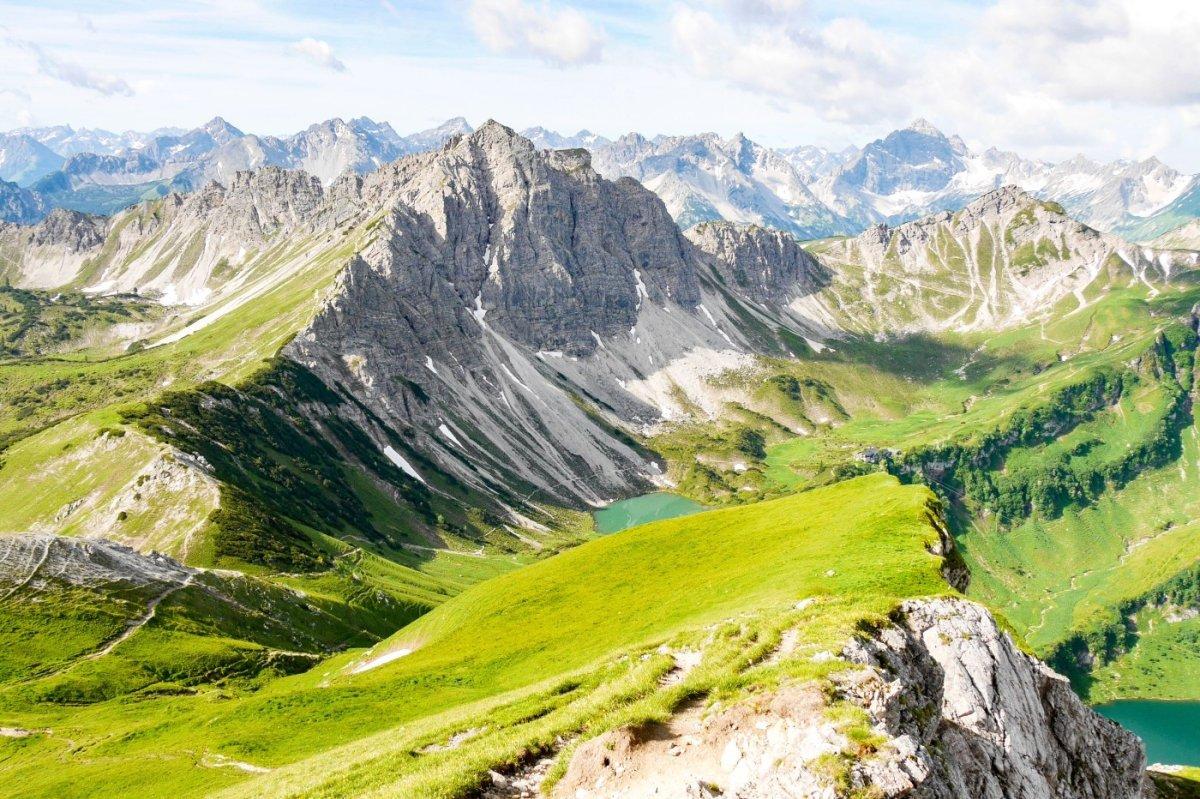 Klettersteig Zugspitze Schwierigkeitsgrad : Von oberstdorf auf die zugspitze