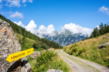 Wandertour Oberstdorf - Vinschgau