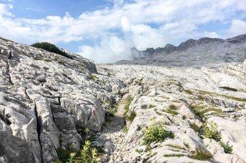 Wandertour Berchtesgaden - Dolomiten