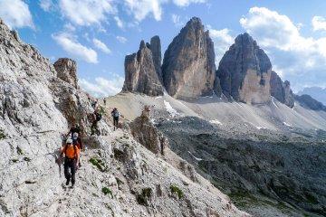 Wandern Dolomiten die Höhepunkte (27)