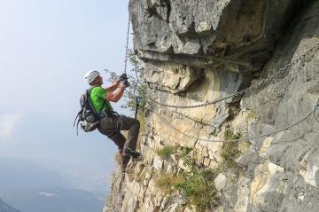 KlettersteigComersee