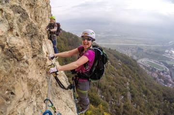 Klettersteig Gardasee