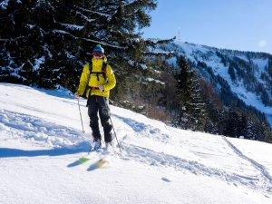 Skitouren im Allgäu/Kleinwalsertal