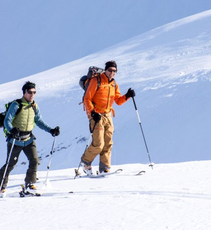 Skitour Tannheimer Tal