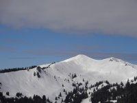 Schneeschuhwandern Riedbergerhorn vom Bolgental