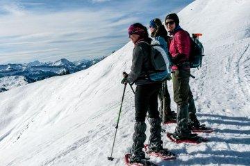 Schneeschuhtour Riedberger Horn