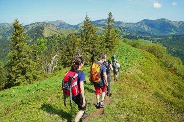 Wandrtour Vorbereitung Alpenüberquerung