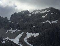 Aufstieg zum Steinschartenkopf