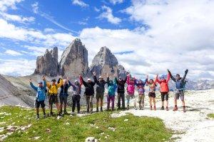 Von Berchtesgaden zu den Dolomiten